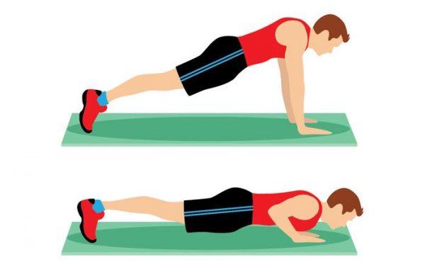 push up piegamenti a terra flessioni prove efficienza fisica in toscana a pisa livorno lucca pontedera cascina lari personal trainer