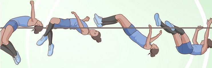 allenamento del salto in alto per concorsi forze armate in toscana pisa pontedera cascina livorno